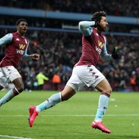 Injury-time winner sees Aston Vila edge past Leicester into Carabao Cup final