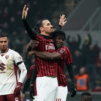 Ibrahimovic helps AC Milan book semi-final meeting with Juventus after six-goal extra-time thriller