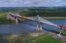Ireland's longest bridge opens on Wexford-Kilkenny border