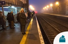 No commuters need apply: Early rises and packed trains in the Kildare town 'bursting at the seams'