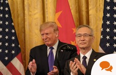 A trade deal signals a thaw between Trump and China, but it sets a potentially worrying precedent