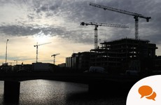 While Ireland private rented sector is burgeoning, Dublin's city centre is almost off-limits for buyers