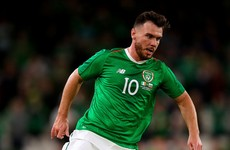 Birmingham City bring in Hogan as Ireland striker makes another move