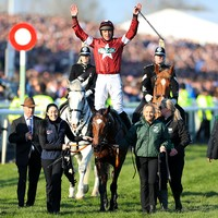 Champion Tiger Roll headlines Grand National entries with 45 Irish-trained runners involved