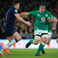 On your marks: How did you rate Ireland in the tense win over Scotland?