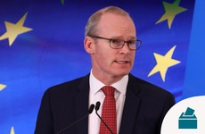 'We're not trying to scare people': Coveney says Brexit not coming up on the doorsteps, but that might change