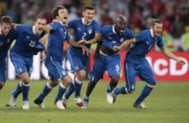 As it happened: England v Italy, Euro 2012 quarter-final