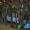 Latest homeless figures show record monthly drop of 717 people