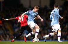 LIVE: Man City v Man United, West Ham v Liverpool