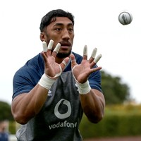 World Cup red card behind him, Bundee Aki bringing form into the Six Nations