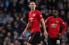 Solskjaer slams 'joke' Matic dismissal amid cup exit