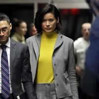 Alleged Weinstein victim tells court of assault at New York apartment