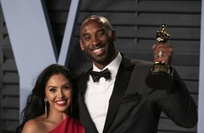 Kobe Bryant's widow shares emotional tribute to the basketball legend on Instagram