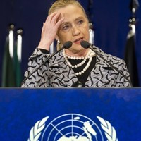 Hillary Clinton condemns Syria for shooting down Turkish jet
