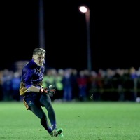 'I'd have been disappointed if they hadn't gone over' - Young Dubs keeper on three-point haul for DCU