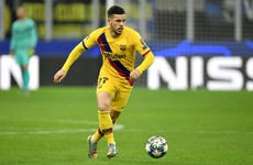 Roma sign Barcelona youngster in €15 million deal
