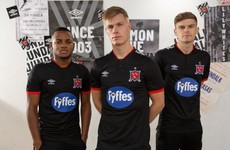 Dundalk unveil away jersey for 2020 season