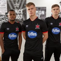 Dundalk unveil away jersey for 2020 season