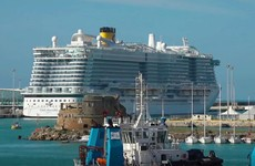 Two cruise passengers test negative for coronavirus - but passengers not to disembark until tomorrow