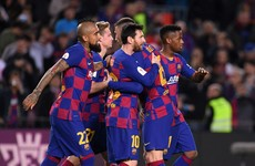 Messi magnificent as Barcelona hammer Leganes