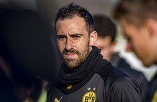 Dortmund sell striker Alcacer back to Spain and move to sign ex-Liverpool midfielder