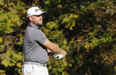 Graeme McDowell takes share of lead at Saudi International