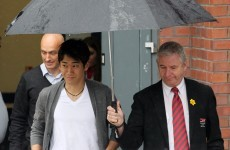 Kagawa dreaming of Old Trafford glory