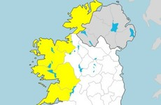Status Yellow warning in place for five counties as we're set for a very windy weekend