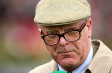 'Well done, young man! That stuff about your granny, not so much.' A farewell to the face of RTE's racing coverage