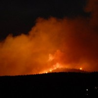 Thousands evacuated and 250 homes lost in Colorado wildfire (pics)