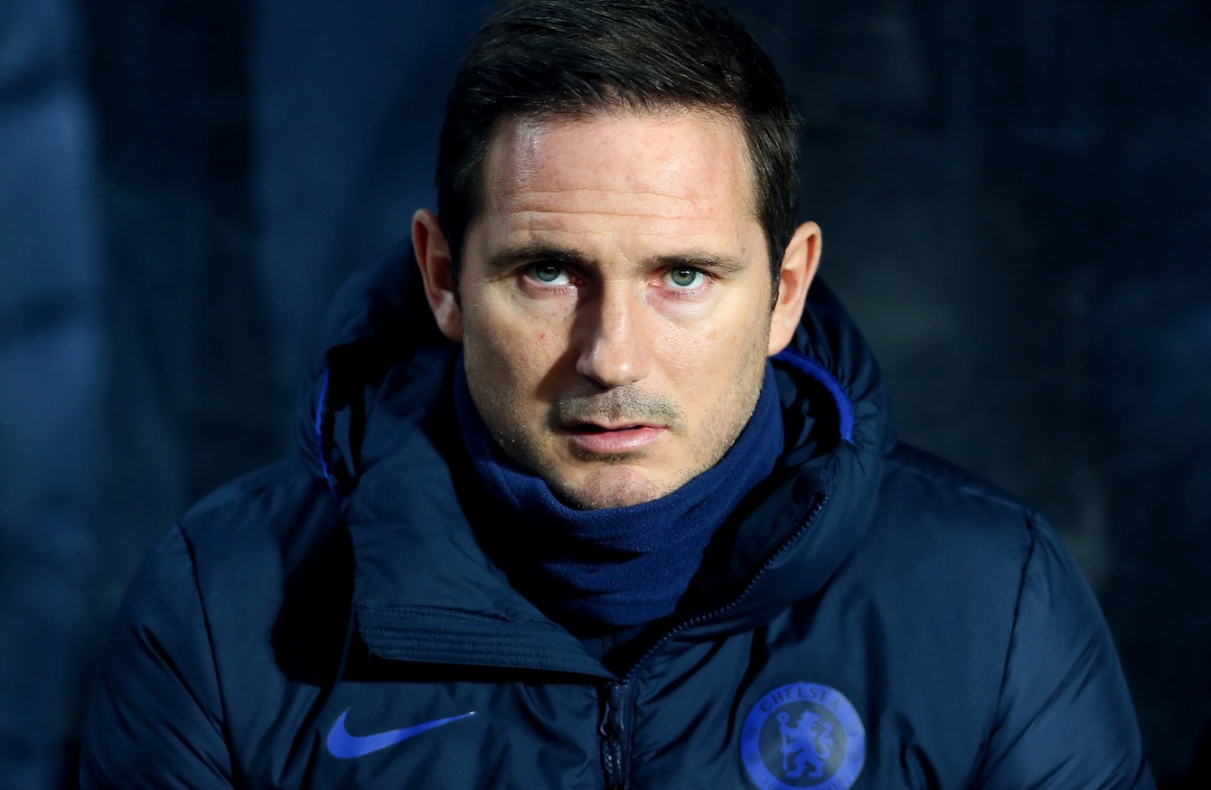 Can Frank Lampard handle the increased expectation at Chelsea? · The42