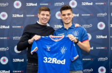 Gheorghe Hagi's son joins Rangers on loan