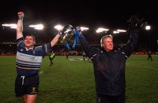 'The guard said 'I've been wanting to get my hands on you'': Ex-Leinster coach Matt Williams on life in Ireland
