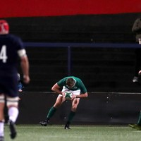 Sensational Crowley try helps Ireland to winning start in U20 Six Nations