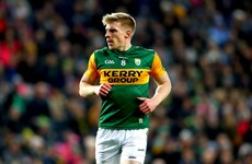 A new midfield and no Tommy Walsh as Kerry name team for visit of Galway