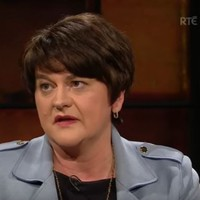Arlene Foster says she 'lost friends' because she went to Martin McGuinness' funeral