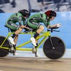 Ireland's Dunleavy and McCrystal claim silver medal at World Championships
