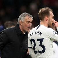 Mourinho: Eriksen lacked motivation at Tottenham