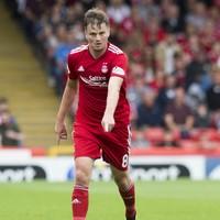 Former Ireland international leaves Aberdeen