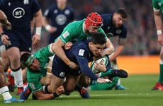 As it happened: Ireland v Scotland, Six Nations 2020