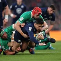 As it happened: Ireland v Scotland, Six Nations 2020