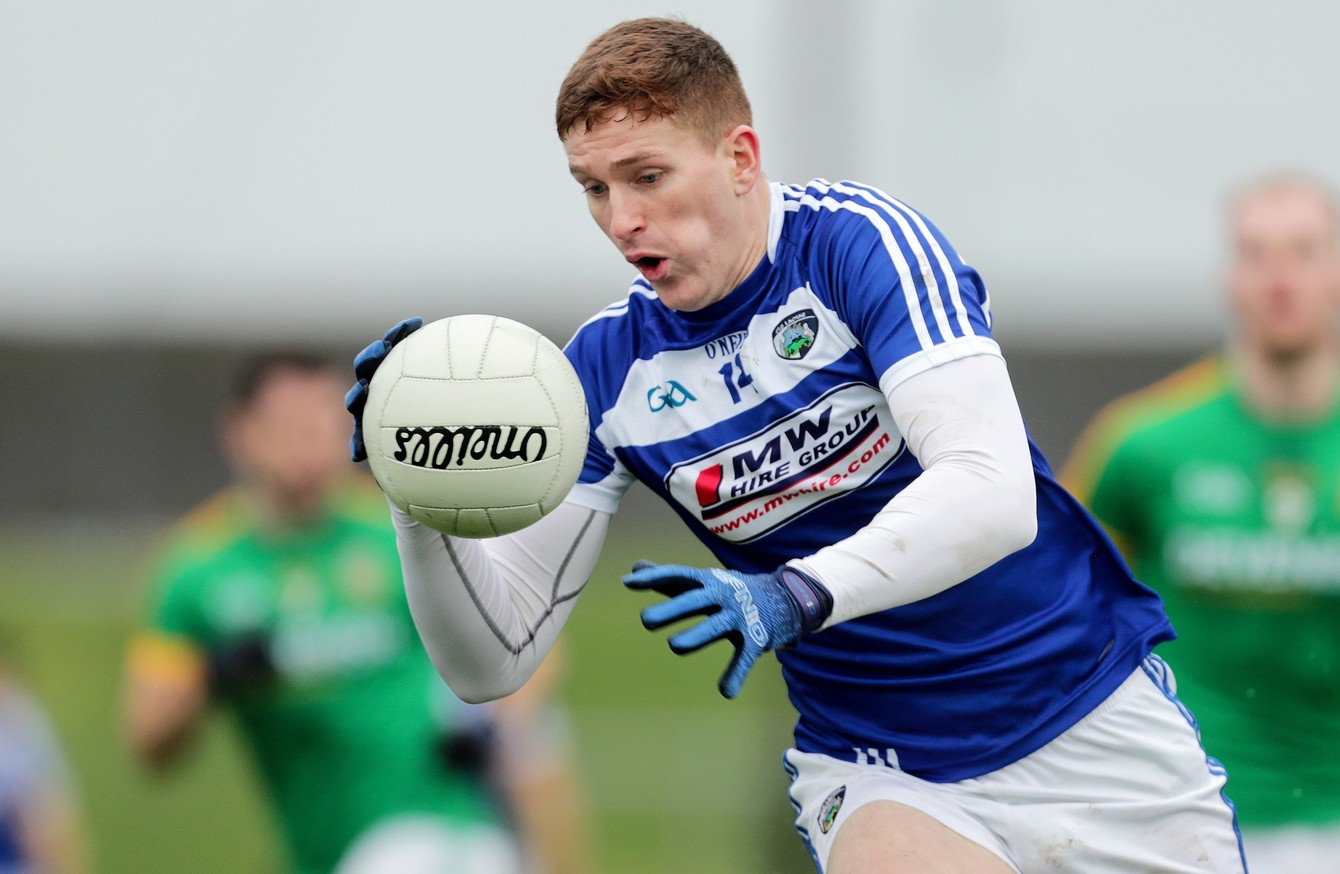 Laois man bracing himself for ferocious slagging on First