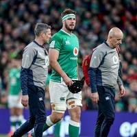 Quartet of injuries leave a sting after Ireland win