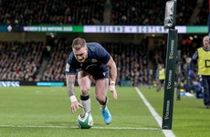 'It was a schoolboy error' - Hogg apologises to Scotland team-mates