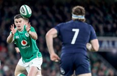 Farrell hails 'magnificent effort' from Sexton to perform despite minimal prep