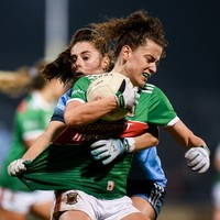 Carla Rowe to the fore as Dublin seal league win over Mayo