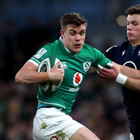 Ringrose set to be ruled out of Ireland's Six Nations clashes with Wales and England