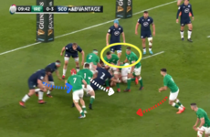 Analysis: Ireland's deception breaks down Scots for pivotal Sexton try