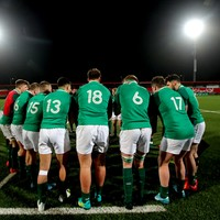 AIL influence serves Ireland U20s well as McNamara looks for more