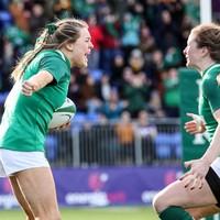 Beibhinn Parsons tilts the balance as Ireland grind out win over Scotland